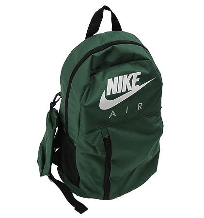 8ef4827eeeb Nike Unisex Jugend Y NK ELMNTL BKPK - GFX Schultertaschen, fir/Black/White