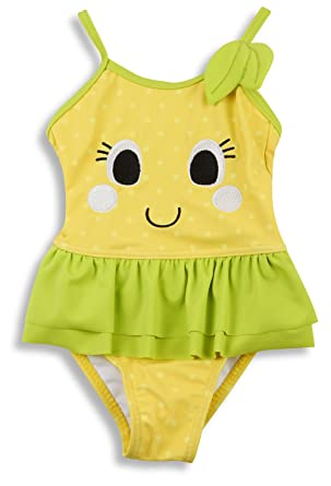 e62490be5162a BABY TOWN Baby Novelty Girls Swimwear Bathing Suit Swim Fruit Costume 3-24  Months: Amazon.co.uk: Clothing