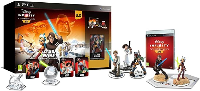 Disney IXBC000006 Paquete de inicio PlayStation 3 vídeo - Juego ...