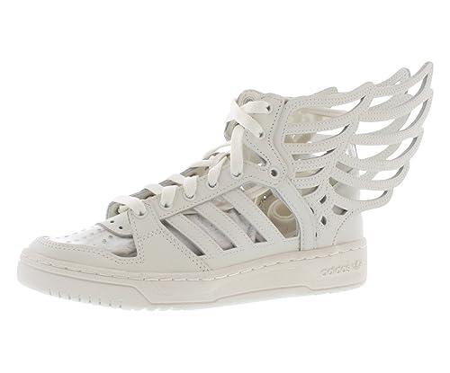 adidas jeremy scott blanche