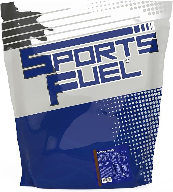Sports Fuel - Proteína Premium / Batido de Polvo de Suero de ...