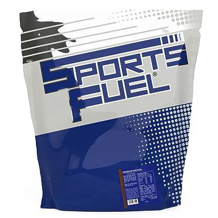 Sports Fuel - Proteína Premium / Batido de Polvo de Suero de Leche / Chocolate (