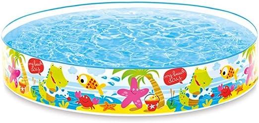 Soaking bath ^ Piscina Inflable del bebé de la Piscina Pequeña ...