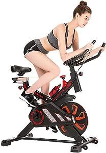 BF-DCGUN Bicicleta Spinning, Equipo de Fitness para el hogar, Bicicleta de Ejercicio, Bicicleta de Interior, pérdida de Peso Deportiva, Ciclismo de Gimnasio: Amazon.es: Deportes y aire libre