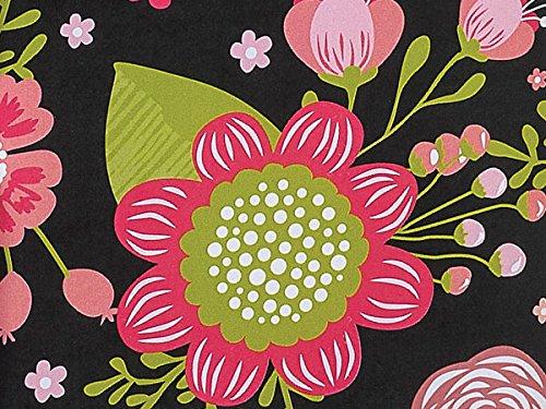 Chalkboard Flowers 24''x417' by Nas