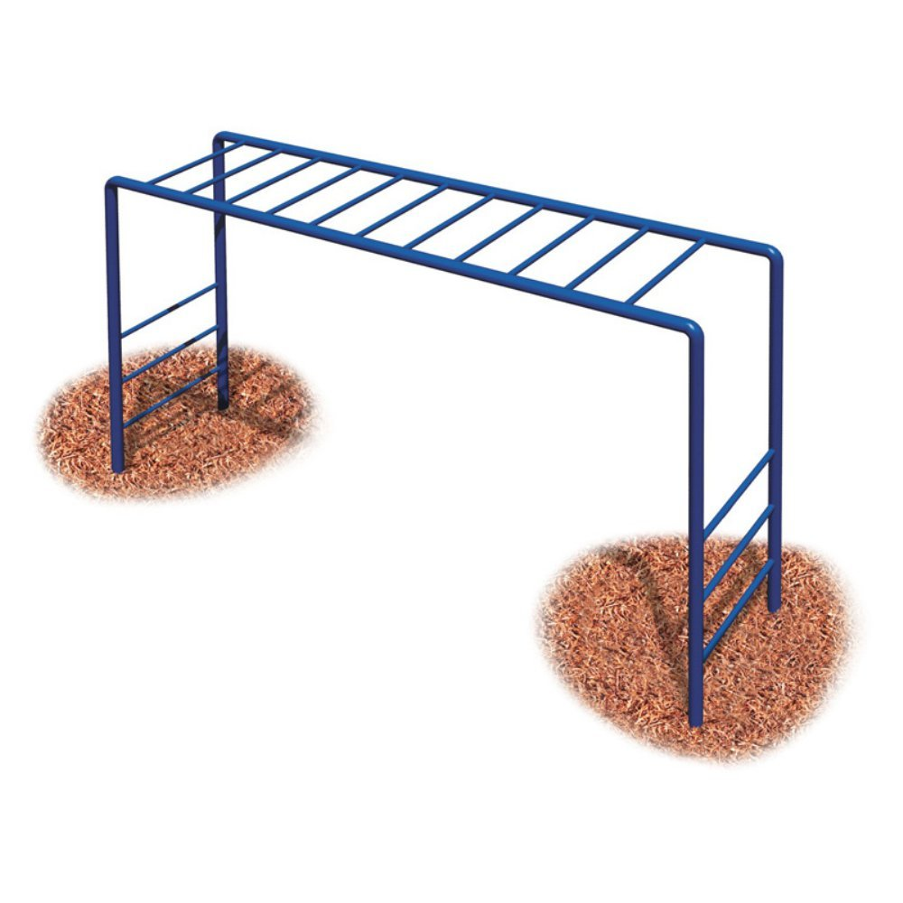 amazon com ultra play horizontal ladder toys u0026 games
