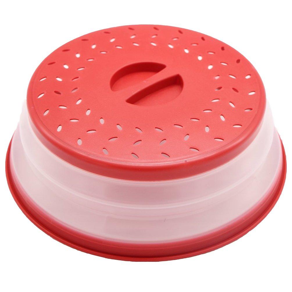 Switty - Funda plegable para microondas – 10, 5 pulgadas libre de BPA y no tóxico para alimentos 5 pulgadas libre de BPA y no tóxico para alimentos