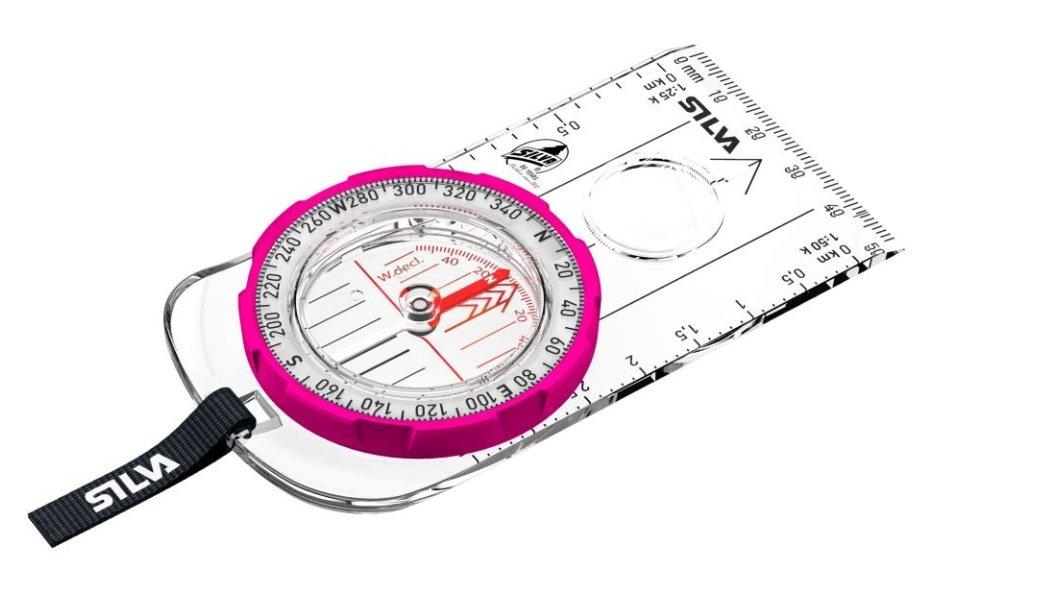 Silva Ranger Compass 11x 6cm 36985-3001 Pink