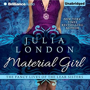 Material Girl Audiobook