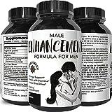 Male Enhancing Pills-Top Rated Natural Enhancer-Best Review Herbal Maca Root Powder + Tongkat Ali Extract – Libido Booster – Men Increase Stamina + Sex Drive – 745 mg Tablets – Nexus Nature