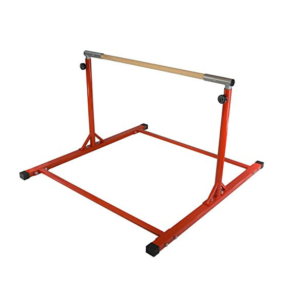 Amazon.com: JK Red Junior Heavy Duty Ajustable Horizontal ...