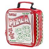 TMNT Teenage Mutant Ninja Turtles Oven Fresh Pizza Red Insulated Lunchbox Cooler Bag