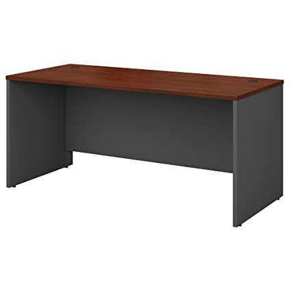 Surprising Series C 66W X 30D Office Desk In Hansen Cherry Amazon Ca Download Free Architecture Designs Scobabritishbridgeorg