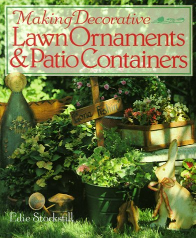 Making Decorative Lawn Ornaments & Patio Containers (Lane Furniture Sterling)