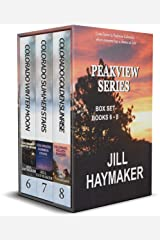 Peakview Series Box Set, Books 6-8 Kindle Edition