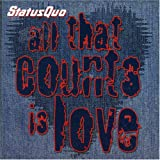 All That Counts Is Love [Cd2]