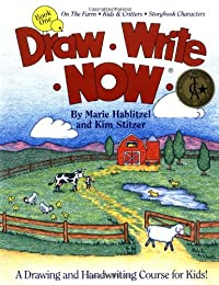 On The Farm, Kids & Critters, Storybook Characters (Draw Write Now, Book 1)
