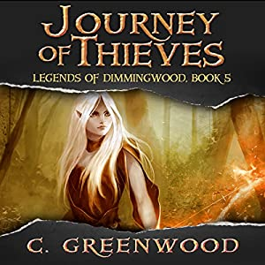 Journey of Thieves Audiobook