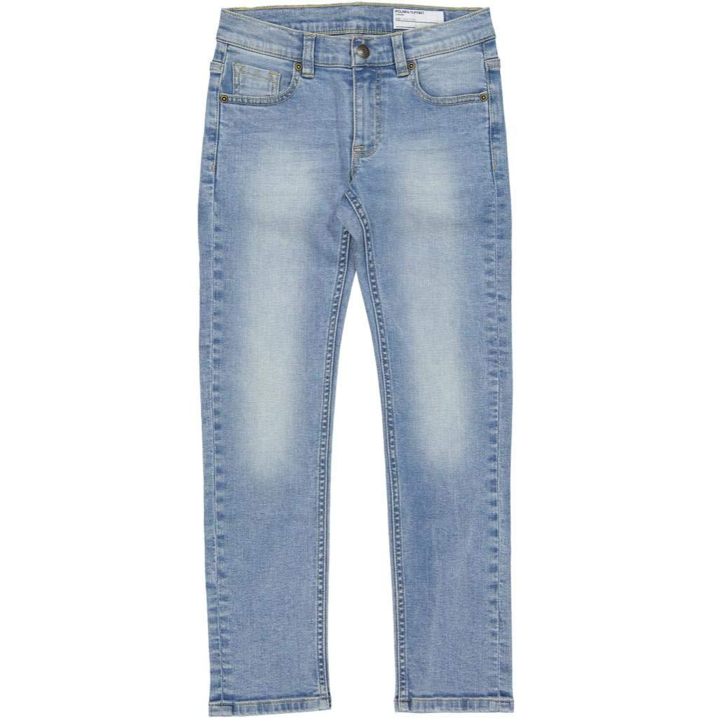 Polarn O Pyret Slim Stretch 5 Pocket Jeans 6-12YRS