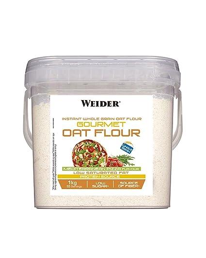 Weider Oat Gourmet Flour Harina de Avena - 1000 gr