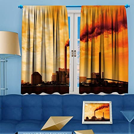 Review Muyindohome Art Curtains Collection,