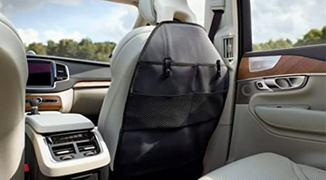 Amazon Com Child Seat Kick Guard And Organizer By Volvo Automotive