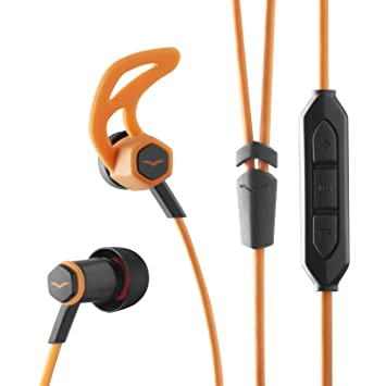 V-MODA Forza - Auriculares intraurales Deportivos, híbridos, Mando a Distancia de 3
