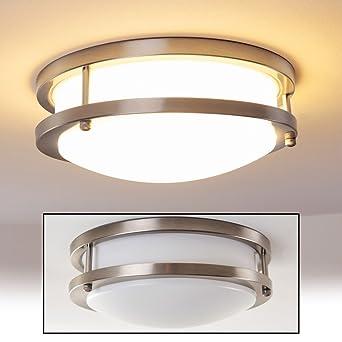 Bad Deckenlampe mit LED-Lampen für Badezimmer oder andere Räume ...