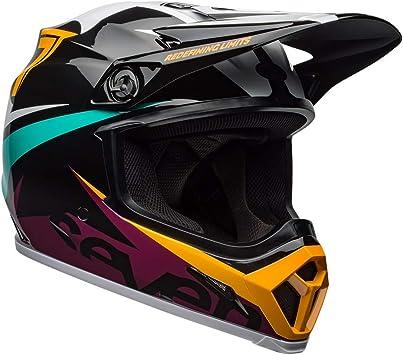 Bell Helmet Mx 9 Mips Seven Ignite Aqua M Auto
