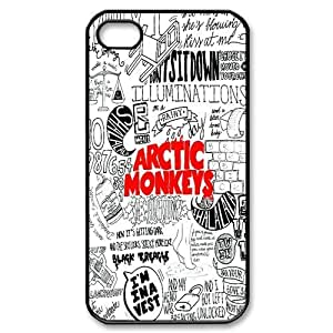 Arctic Monkeys Hard Plastic Back Cover Case for iphone 5/5s Case by Maris's Diary