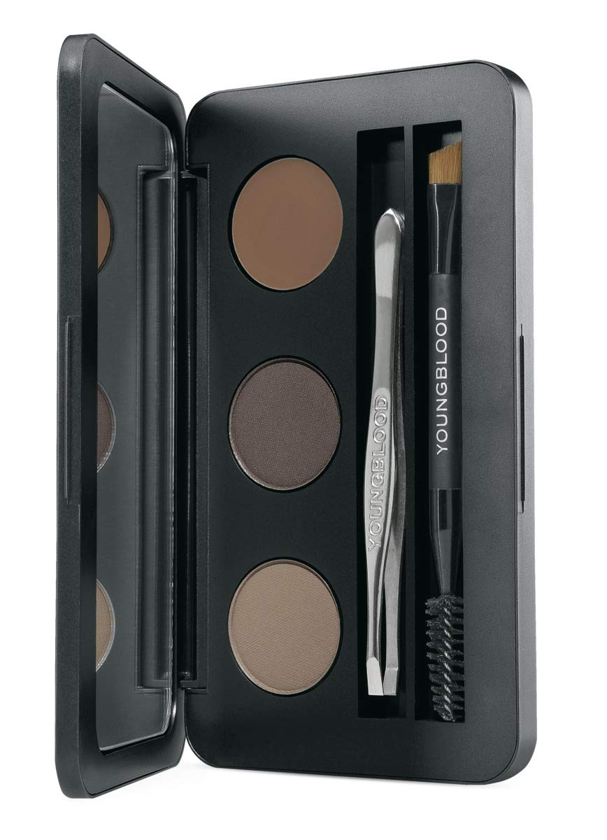 Youngblood Brow Artiste, Dark, 0.11 Ounce by Youngblood