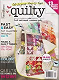img - for Fons & Porter Quilty Magazine May/June 2014 book / textbook / text book