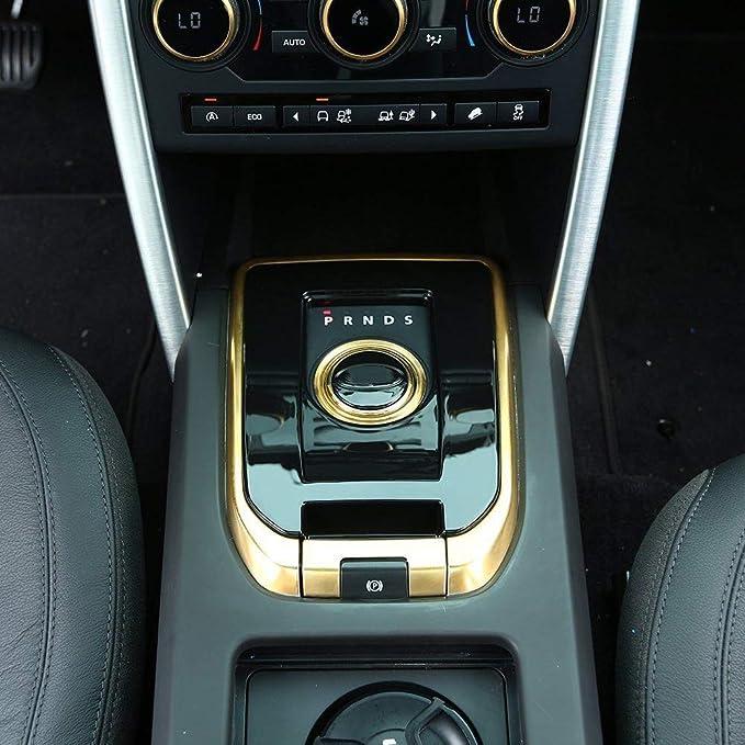 Amazon com: 1Pcs Piano Black Car Center Control Prnds Gear