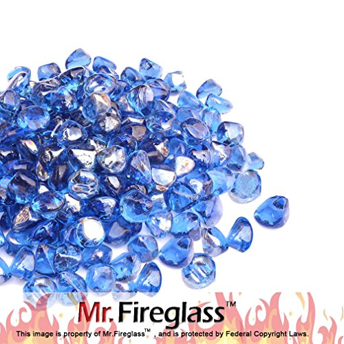 Flame Glass Fireplace (Mr. Fireglass 1/2