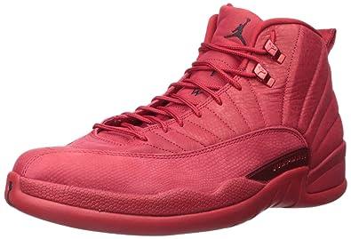 quality design fce9c 4d1b8 Nike Mens Air Jordan 12 Retro Basketball Shoe (11.5)
