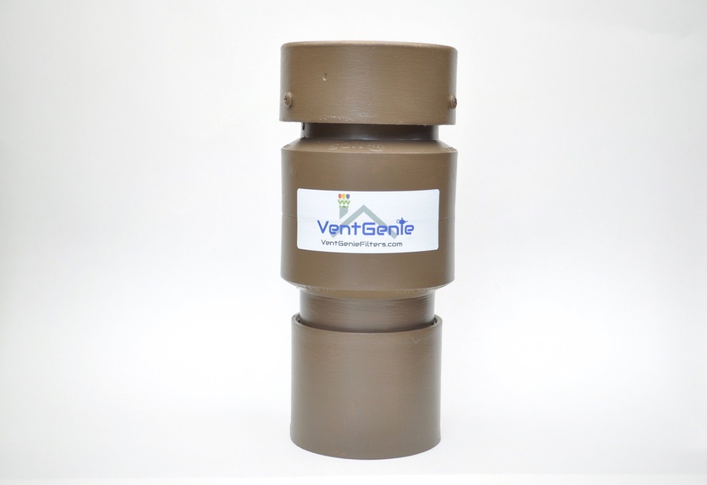 VentGenie 3 Inch Sewer/Septic Vent Pipe Filter