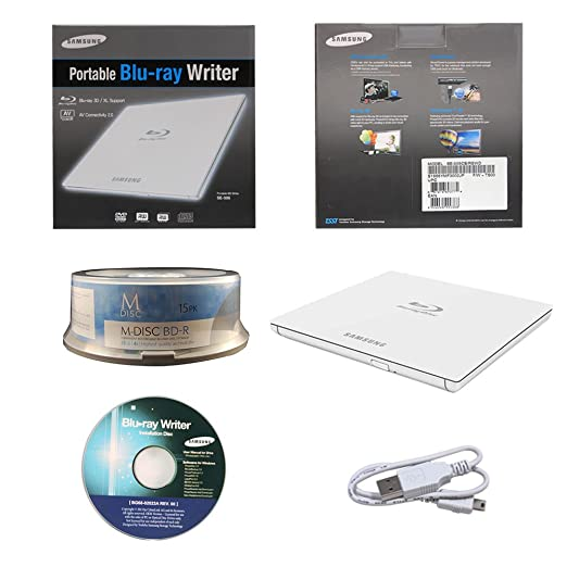 166 opinioni per Samsung Ultra Slim dettaglio esterno 3D Blu Ray Writer BDXL DVD CD Burner