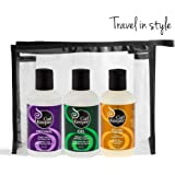 Curly Hair Solutions Curl Keeper Travel Pack (3x 3.38 Ounces/100 ml.)