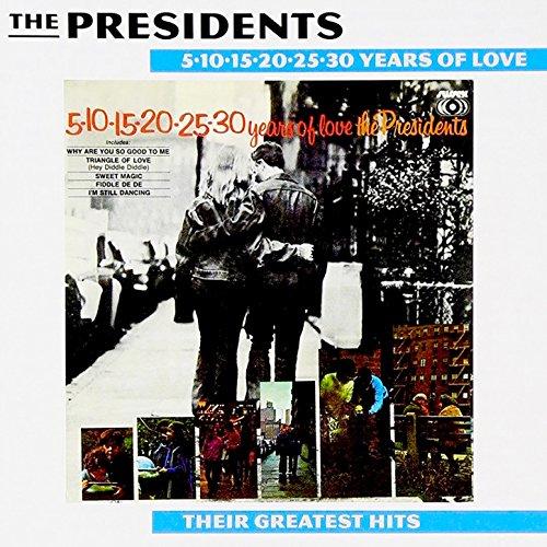 5-10-15-20 (25-30 Years of Love)