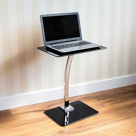 Generic SS Black Comp - Soporte para Ordenador portátil y Mesa G para Ordenador portátil de