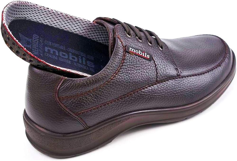 Mephisto Mobils EZARD Sportcalf251-Halisoft39 Dark Brown