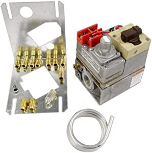 Hayward HAXCNK0002 Propane to Natural Conversion Replacement Kit for Hayward H-Series Pool Heater