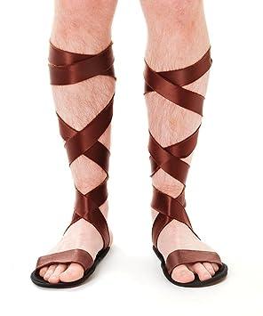 a248a65b776c Roman Sandals (Adult Size)  Bristol Novelty  Amazon.co.uk  Toys   Games
