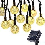 Best Solar String Lights - TryLight Solar String Lights 25 ft 40 LED Review