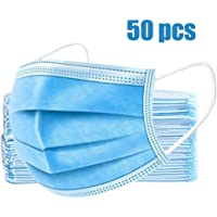 50-Pack Tatube Protection Anti Dust Disposable Face Mask