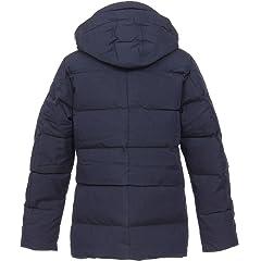 Pyrenex Belfort Jacket HMI016: Navy