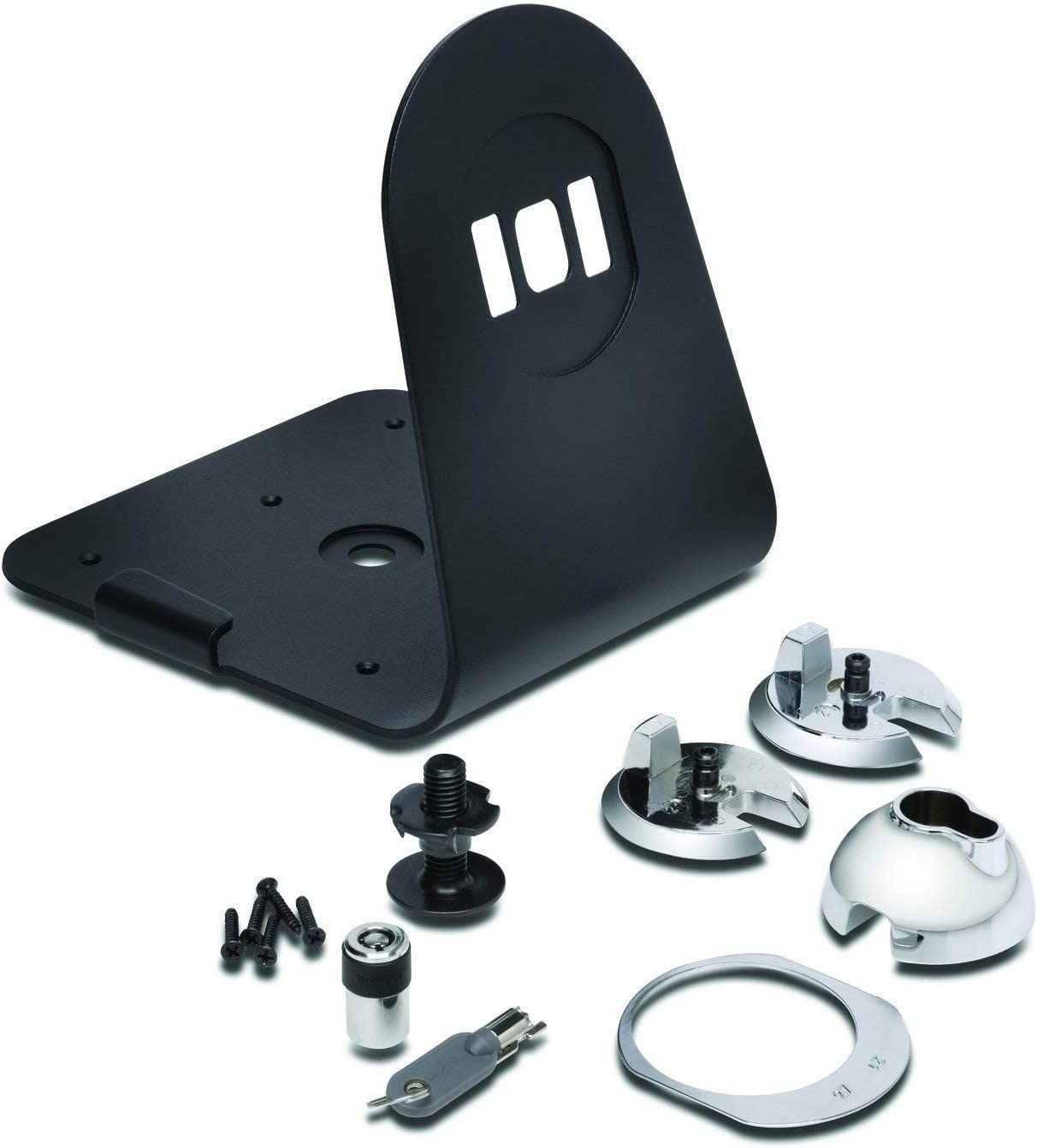 Kensington SafeStand Universal Keyed Locking Station for iMac (K67822WW)