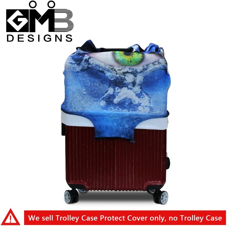 CreativeBags Travel Holiday Suitcase Luggage Protector Cover 18//20//22//24//26//28//30 Inch