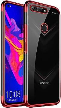 BLUGUL Funda para Honor View 20, Electroplating Coloring, Ultra ...
