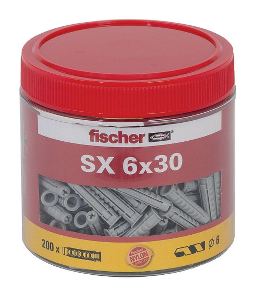 Fischer Spreizdü bel SX 6x30 in DOSE Fischerwerke GmbH & Co. KG 531030